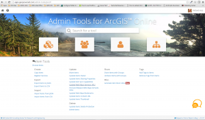 Update Web Map Service URLs