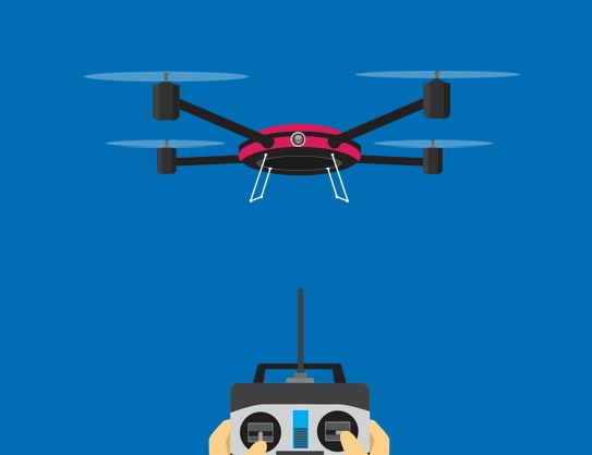 2017 the year of the drone