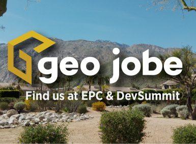 GEO Jobe at EPC and DevSummit