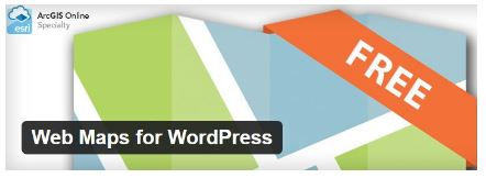 web maps for wordpress