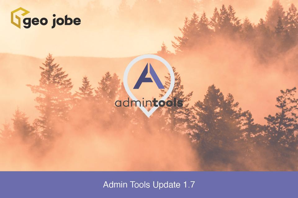 Admin Tools Update 1.7