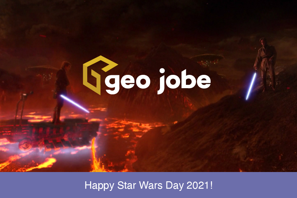 Happy Star Wars Day 2021!