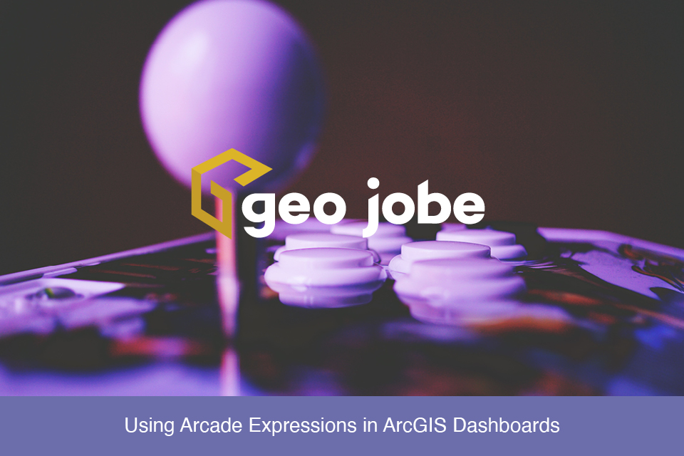 Using Arcade Expressions in ArcGIS Dashboards
